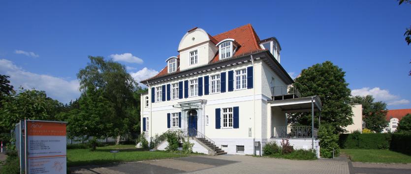 Bürogebäude Albrecht und Weisser Architekten